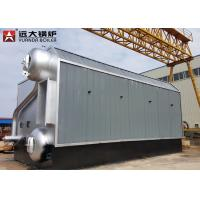 1000kg Wood Fired Steam Boiler Strong Fuel Adaptability For Chemical Industries for sale