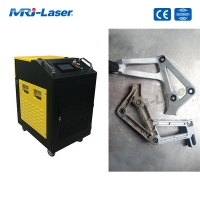 Quality 1mm/S Metal 70W Fiber Laser Cleaning Machine for sale