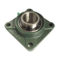 Buy Flanged Single Ball Bearing Self Aligning C3 Clearance With Square House UCF210 at wholesale prices