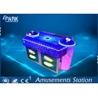 Quality Battle Gear Electronic Coin Pusher Game Machine For Shopping Center for sale