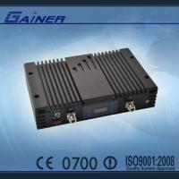 20-23dBm Egsm900/Dcs1800/WCDMA2100 Triband Booster/Repeater (GCPR-EDW20) for sale