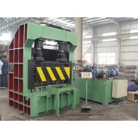 Quality Open Style Feed Box Scrap Metal Shear For Iron And Copper , Hydraulic Plate Shear for sale