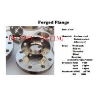 China Carbon Steel Reducing Flanges – CS Reducing Flanges  ASTM A105 Reducing Flanges on sale
