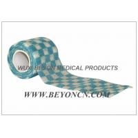 Quality NonWoven Cohesive Bandage Custom Print, Elastic with Design on, with or without latex for sale