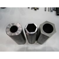 Quality Seamless Steel Tubes with special shape Outside hexagonal Inside round for sale