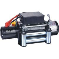 Quality Most popular powerful 12V 9500 lbs electric winch for sale