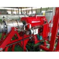 Buy cheap Full Automatic HDPE Pipe Extrusion Line With PLC Control System 75kw SIEMENS motor from wholesalers