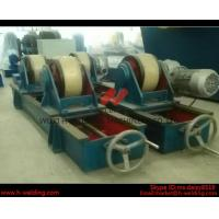 Quality Auto Pipe / Vessel Welding Turning Rolls 60 Ton For Wind Tower Fit Up Rotators for sale