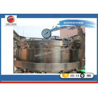 Buy cheap Fully Automatic Carbonated Drink Tin Can Filling Machine 10000-15000 cans/hour from wholesalers