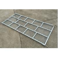 Buy Q235 Steel Galvanized Steel Scaffolding Easy Installation With Lightweight at wholesale prices