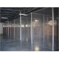 Buy cheap Security Galvanized Steel Chain Link Fence 1-5.00m Roll Width Corrosion from wholesalers