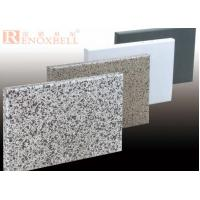 Quality Marble - Like Aluminum Honeycomb Sandwich Cladding Wall Panels for sale