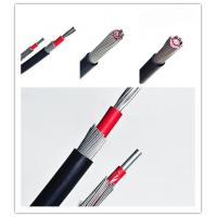 Quality Low Loss Standard Coaxial Power Cable Copper / Aluminum Material ECo Friendly for sale