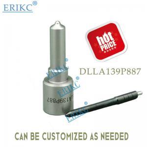Quality ERIKC  DLLA 139 P887 Denso fuel injection nozzle 0934008870 JOHN DEERE common rail nozzle DLLA 139P 887 / DLLA139P 887 for sale