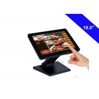 Quality Touch Screen LCD Monitor 18.5 inch Advertising Digital Signage Video Display for sale