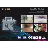 Quality Professional Permanent Diode Laser Hair Removal Machine 808nm With Cooling System for sale