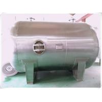 Quality Stainless Steel Underground Oil Storage Tanks 5000 Liters Big Volume Horizontal for sale