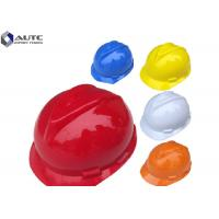 Quality Construction PPE Safety Helmet , Ppe Hard Hat Multi Functions High Harness for sale