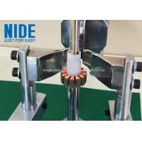 Quality Small flyer motor winding machine / BLDC exteral armature and stator coil winder from china manufacturer and supplyer for sale