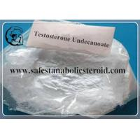 Quality Bodybuilding Testosterone Steroid / Testosterone Undecanoate Hormone 5949-44-0 for sale