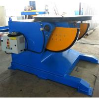 Buy cheap CE 5T Digital Speed Display Welding Rotators Positioners for Manual / Auto from wholesalers