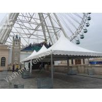 Buy cheap 5x5M Wind Resistant High Peak Tension Tents Stainless Aluminum Framed from wholesalers