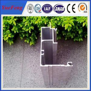 Quality 6063/6061/6082/6463 grade aluminium profile, Manufacturer of aluminum profiles for sale