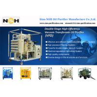 NSH Professional Transformer Oil Purification System For Sale,High Quality with Competitive Price, Service life over 15 for sale