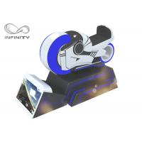 Quality SGS Virtual Reality Simulator 9D Racing Car Motion Ride VR Gaming With Headset for sale