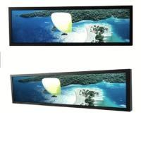 Quality Shopping Mall Lcd Advertising Player , 21 Inch Lcd Digital Signage Easy Connection for sale