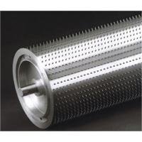 Quality PVC , PE , PP, ABS Embossing Roller With High Performance , Leather Embossing Roll for sale