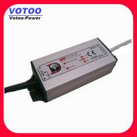 Quality IP67 SMPS Waterproof Power Supply 12V 4A , LED Regulated Power Supply Driver for sale