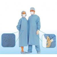 Quality Breathable Disposable Surgical Gowns , Disposable Scrub Suits for sale