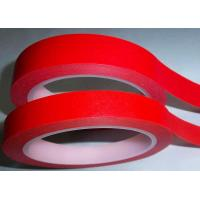 Heat Reistant Type Silicone Adhesive Crepe Paper Masking Tape Jumbo Roll for sale