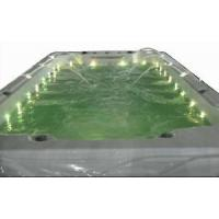 Quality Swimming Pool Swim SPA with LED Light (SRP-650) for sale