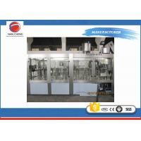 Buy Small Bottle Hot Fruit Juice Filling Machine 500ml 6000bph 2500 X 1750 X 2200mm at wholesale prices