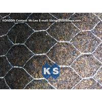 Quality Woven Wire Gabion Mesh Fence Galvanized Protecting Gabion Fence Net for sale