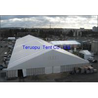 Quality Heavy duty frame tent, aluminum frame multipurpose used clear span tent for sale