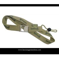 Quality High Quality Custom Printed Polyester Lanyards with Metal J-Hook for sale