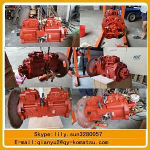 Quality PC200 PC210 PC300 hydraulic main pump modified by kawasaki pump for sale