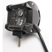 Buy 4 Inch 18W 6 Cree LED 4D Double Row Work Light Bar Spot Beam Offroad Driving Fog at wholesale prices