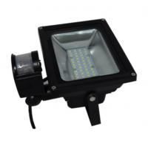 Quality led SMD flood light PIR 50w for sale