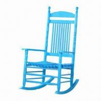 Quality Antique Wooden Rocking Chair, with Adjustable Sizes for sale