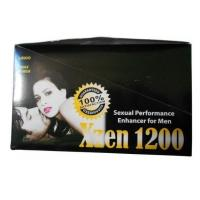 Buy cheap Herbal Male Erectile Dysfunction Sexual Performance Enhancer Health Supplement from wholesalers