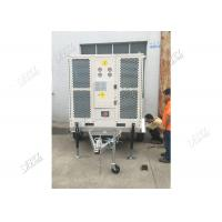 Outdoor Using Industrial Tent Air Conditioner , Portable 14 Ton 15HP Tent Cooling System for sale