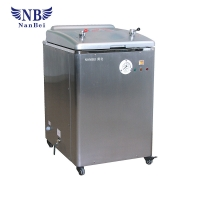 Quality B Type Water Control 0.165Mpa Vertical Autoclave Machine for sale