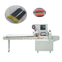 220 Volt Pillow Wrapping Machine Automatic Sticks Packaging OEM for sale