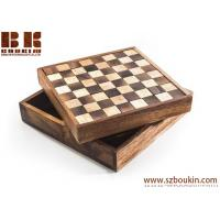 Quality Pentomino Chess Puzzle - wood puzzle puzzle coffee table game gift for architects for sale
