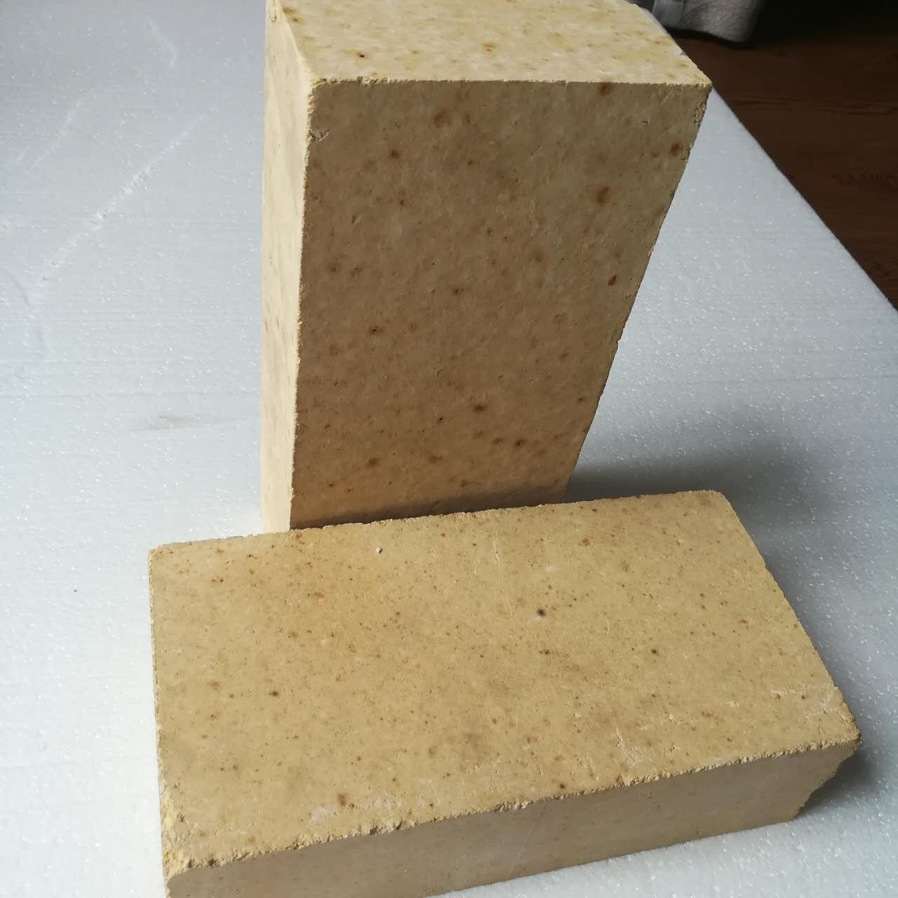 China anti-spalling high alumina refractory brick for industrial furnace on sale