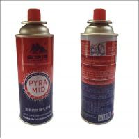 Quality Butane gas refill canister products for sale